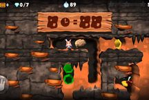 Boulder Dash Boulder Mountain 6 - 10 lvl E03 Android Game