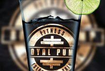ROYAL PUMP / Sportbekleidung für Fitnessbegeisterte und Bodybuilder.