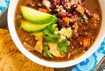 Soup and Chili / by Kelly Martin