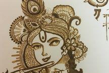 Mehandi #mehandi #henna #hennaart