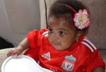 Because You're Gorgeous: Cute Little LFC People / The cutest, most adorable little Liverpool fans in the world. If you would like to submit a picture to be Pinned on here, tweet @LFC with the following hashtag #lfcpinterest.
