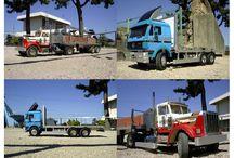 RC TRUCK TAMIYA 1:14 / タミヤ14分の1トラックシリーズ
