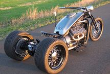 Choppers / Cool bikes