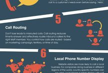 Infographics / Online Marketing Infographics