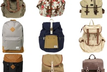 backpacks / by Beth Malloy