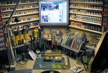 Model Building Workbench Areas