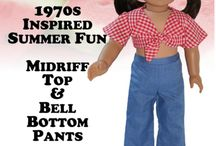 Pants and Jeans Doll Clothes