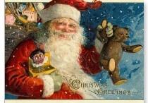 Victorian Santas