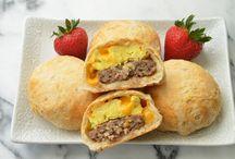 Roti sausage and cheese
