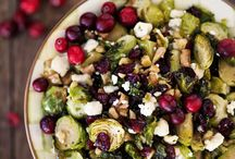 meals to try - side dishes - vegetables. / by Christine Novalis