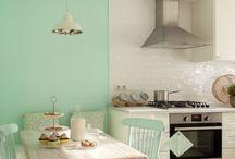 Inspiration for your home | Decoracion / Cocinas, salones, detalles, rinconones, paredes con efecto WOW y ¡más!