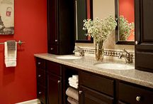Red Palette / Great reds for walls and more