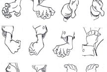 drawing hands✌✋