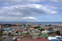 Punts Arenas / Southern tip S America