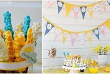 Second Birthday Ideas / Gearing up for October 2012! / by Kathryn Hagen