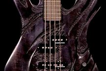 music guitar bass steampunk & strange