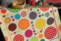 Circle Quilts and Blocks
