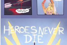 The Overwatch Comics