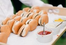 Catering, food party