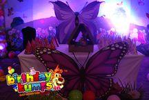 Deetya's - 1st Birthday / Butterfly Theme based Birthday Party organised by Birthdaybumps.in