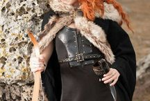 Game of Thrones inspired costumes/Viking clothing/Medieval clothing/
