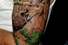 tattoo ideas / by Jerome Mattey