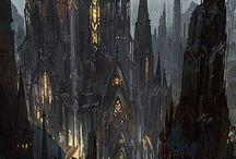 Dark, Gothic, Celtic & Surreal Myth