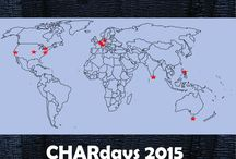 CHARdays 2015 / Charring events for June 18 - 21, 2015