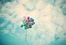 Balloons / Color, Dreams, Infinite