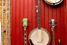 Bluegrass instrument