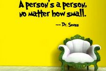 Children's Quotes / Some great quotes for children!