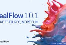 New Features of RealFlow 10.1 by Next Limit Technologies