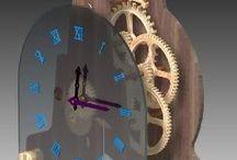 שעוני עץ