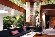 Mid Century Modern / Mid-century modern is an architectural, interior, product and graphic design that generally describes mid-20th century developments in modern design, architecture and urban development from roughly 1933 to 1965.   - Wikipedia