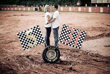 Racer wedding  / by Kelsey Calvin
