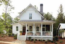 Carlton Landing Style / Inspiration for lake house exteriors