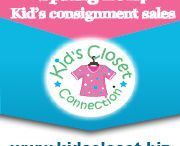 Kid's Closet Connection Spring 2014 Consignment Sales  / Check out all of our kids' consignment sales across the country.  Shop and save up to 90% off retail! Everything under one roof, from infant, toddler, children, preteen, teen and maternity clothing, nursing needs, baby gear and equipment, toys, books, shoes and much more!