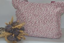 SIGO HANDWOVEN handbags