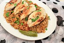 Food: Middle Eastern