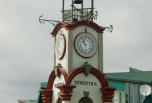 Hokitika / Hokitika. West Coast. South Island. New Zealand.