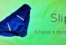 Sewing - men's undies and swimwear