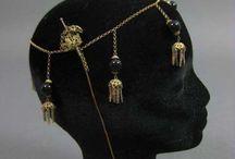 Timeless Headdress / Hair Combs, Hat, Headbands, Headdresses + more / by Megalith Studios