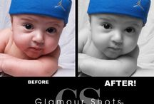 Before & After Kids / Samples of Glamour Shots before and after kids photography! / by Glamour Shots