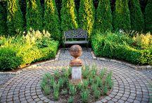 Garden / Focal point