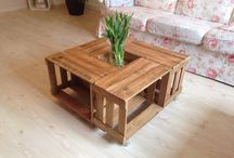 Pallet/Crate Furniture