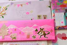 Snail Mail / Snail mail ideas