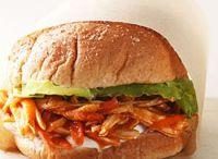 Sandwiches, Tortas, Pitas