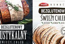 """Świeże Pieczywo Bezlgutenowe Incola / Do naszej oferty dołączył pachnący, pyszny chleb, który ma smak, wygląd i zapach tego """"normalnego""""."""