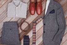 mens wear / by The tinmen