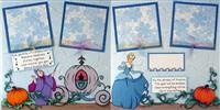 Scrapbooking - Disney 2 pages